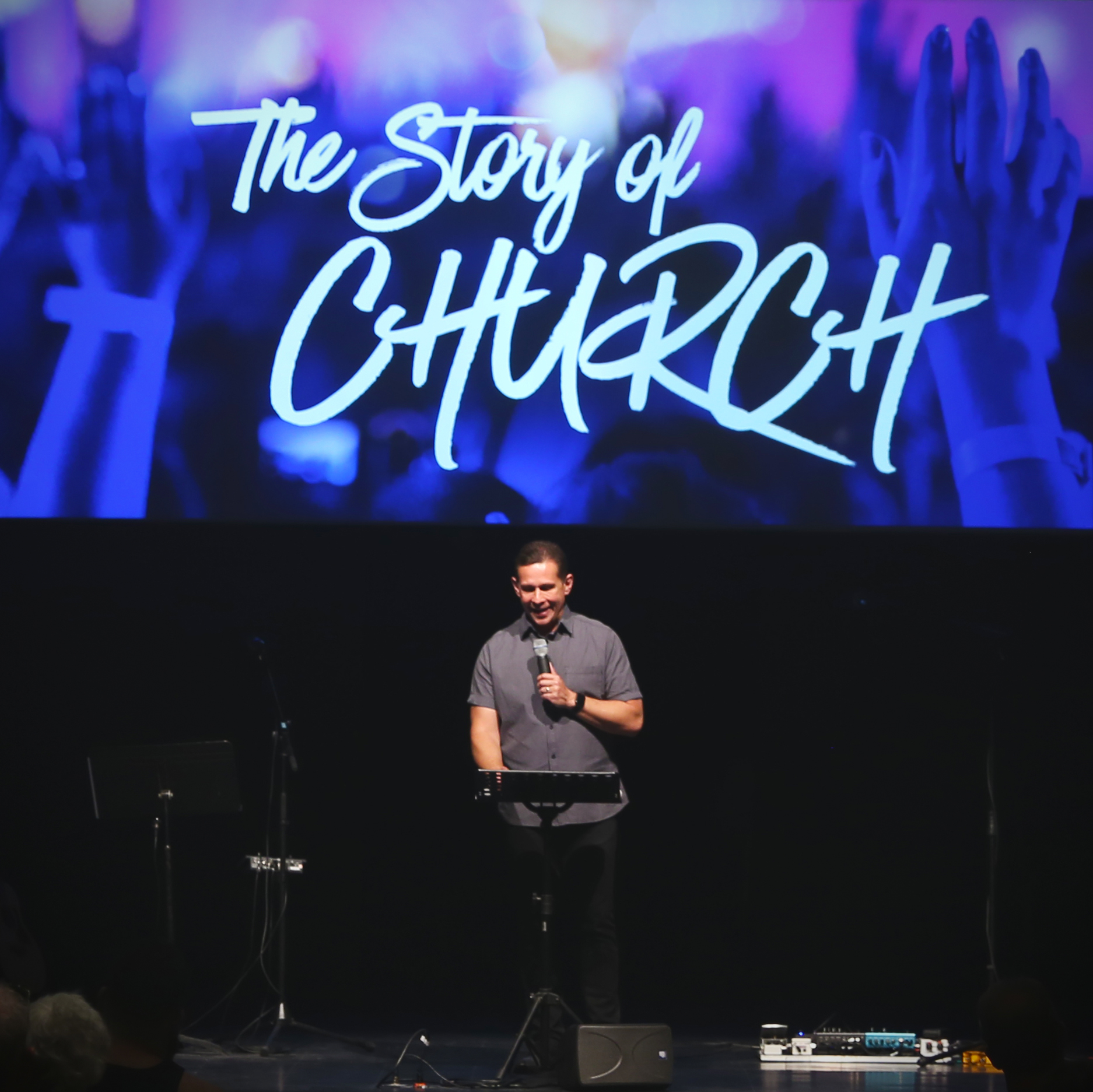 The Story of Church