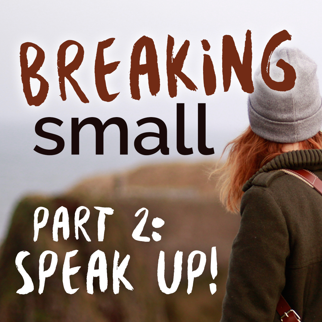 Breaking Small: Part 2