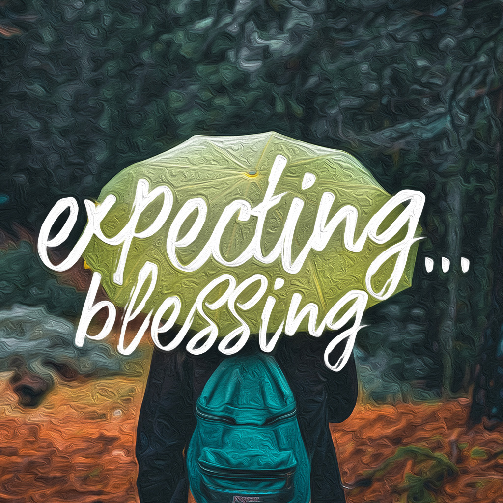 Expecting Blessing