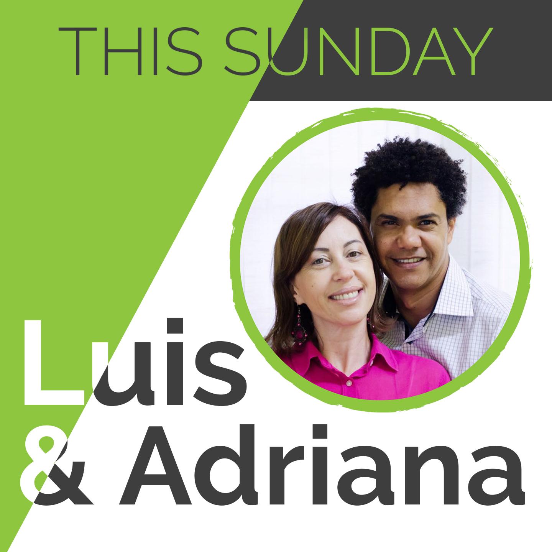 Guest Speaker: Pastor Luis Silva