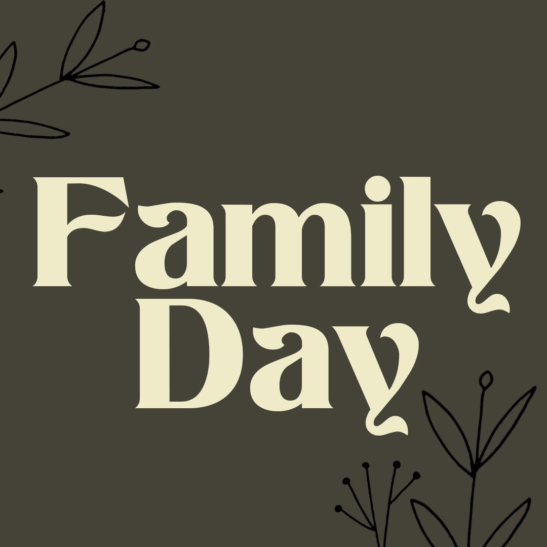 Family Day at Harvest